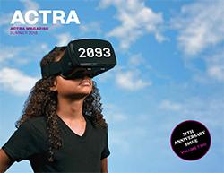 ACTRA Magazine summer 2018
